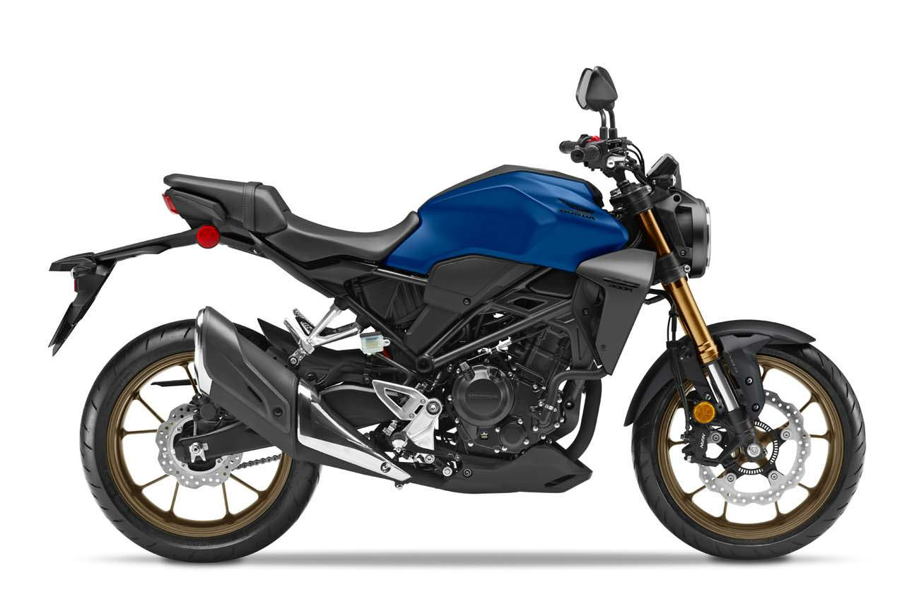 Honda CB 300R technical specifications